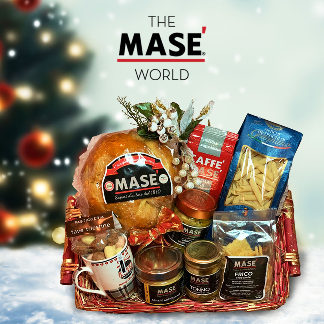 New christmas boxes Masè are available